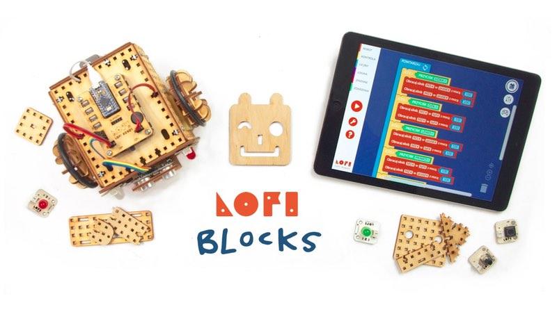 LOFI Control - aplikacja mobile iOS iPhone iPad Android bluetooth 4.0