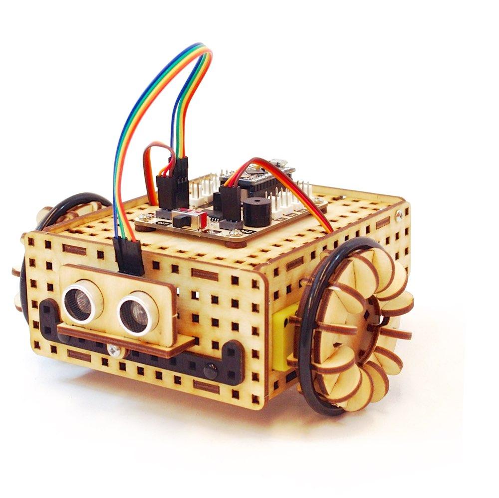 LOFI Robot - system do nauki robotyki