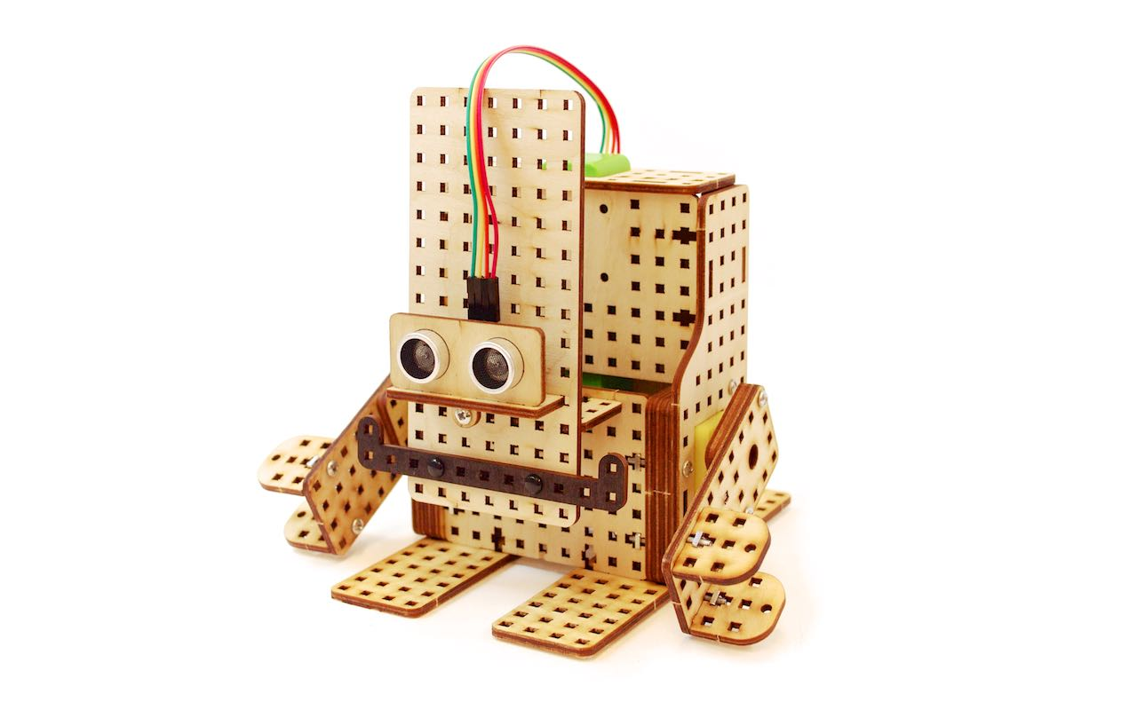 Gorilla robot LOFI Robot EDUBOX