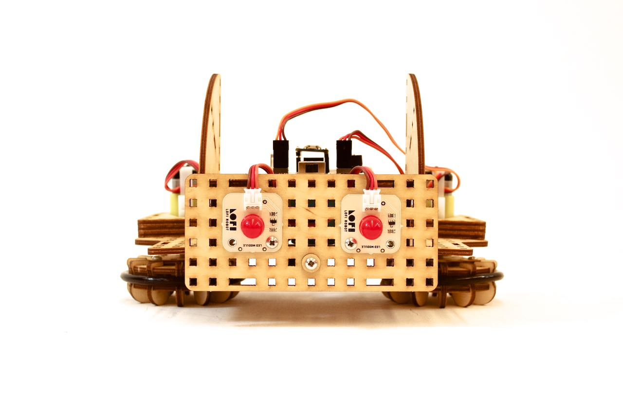 Hoovercraft LOFI Robot EDUBOX