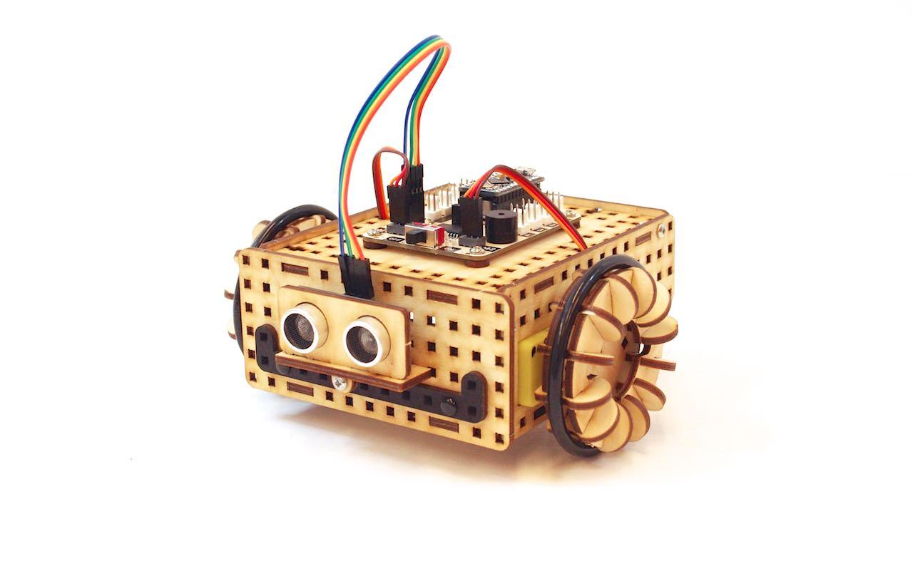Rover robot - LOFI Robot EDUBOX