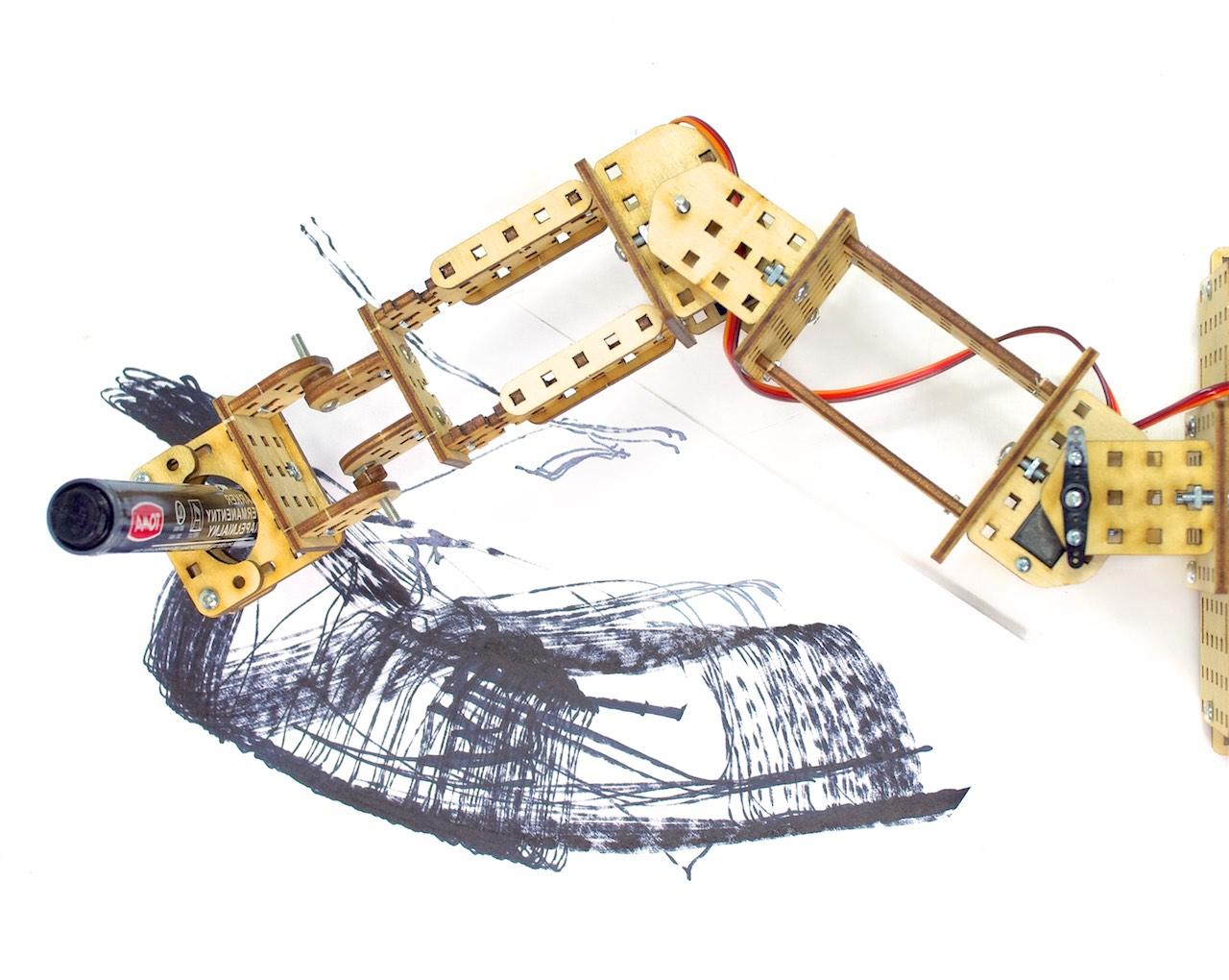 LOFI Robot - robotyczne ramięFLIPBOX