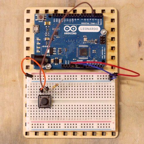 Arduino - Przycisk