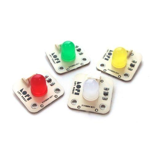 Diody LED kolory