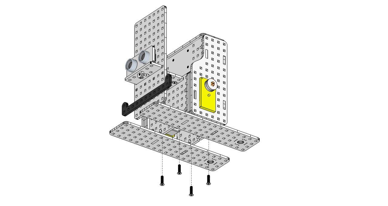 instrukcja - robot goryl 5
