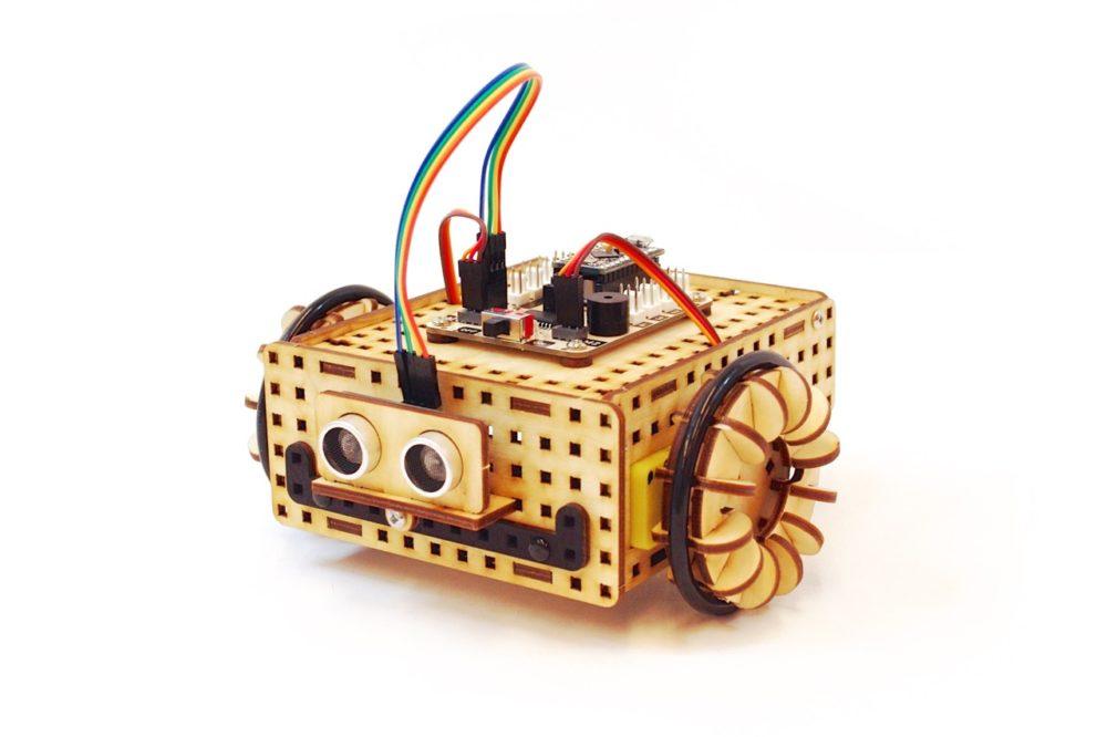 Robot pojazd - EDUBOX
