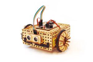 Robot pojazd – EDUBOX