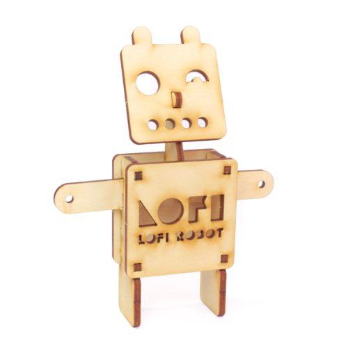 Robot do składania - figurka