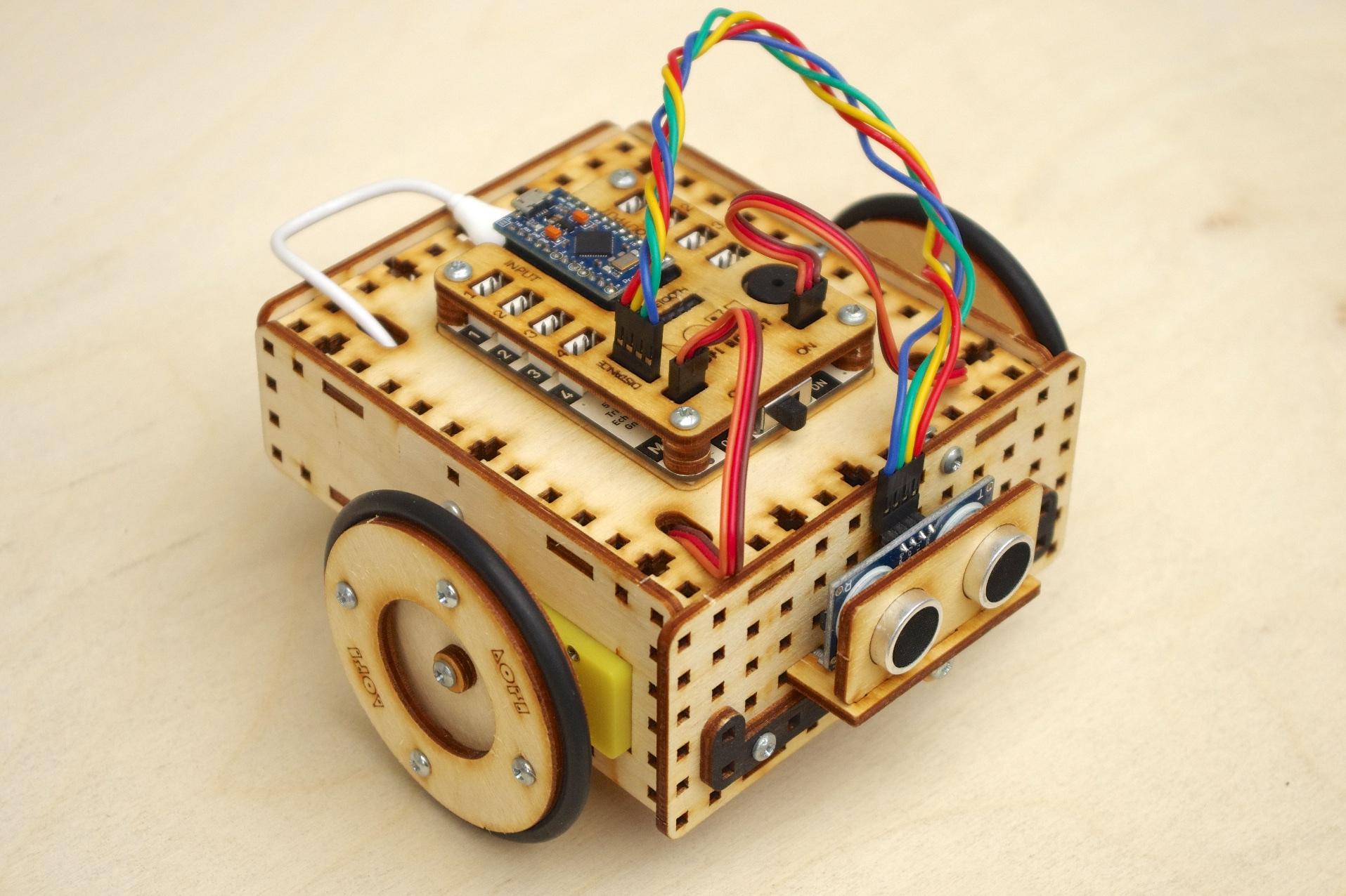 robot #SuperKoderzy
