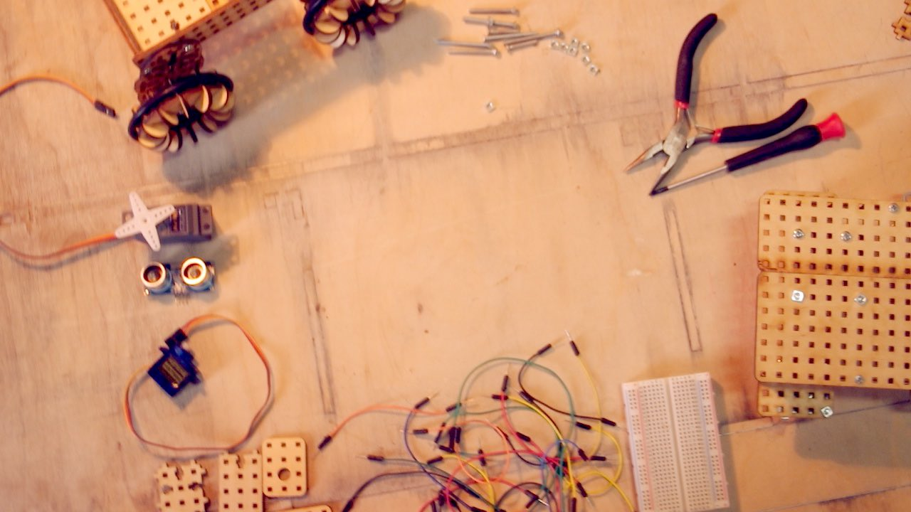 LOFI Robot - system do nauki robotyki i programowania