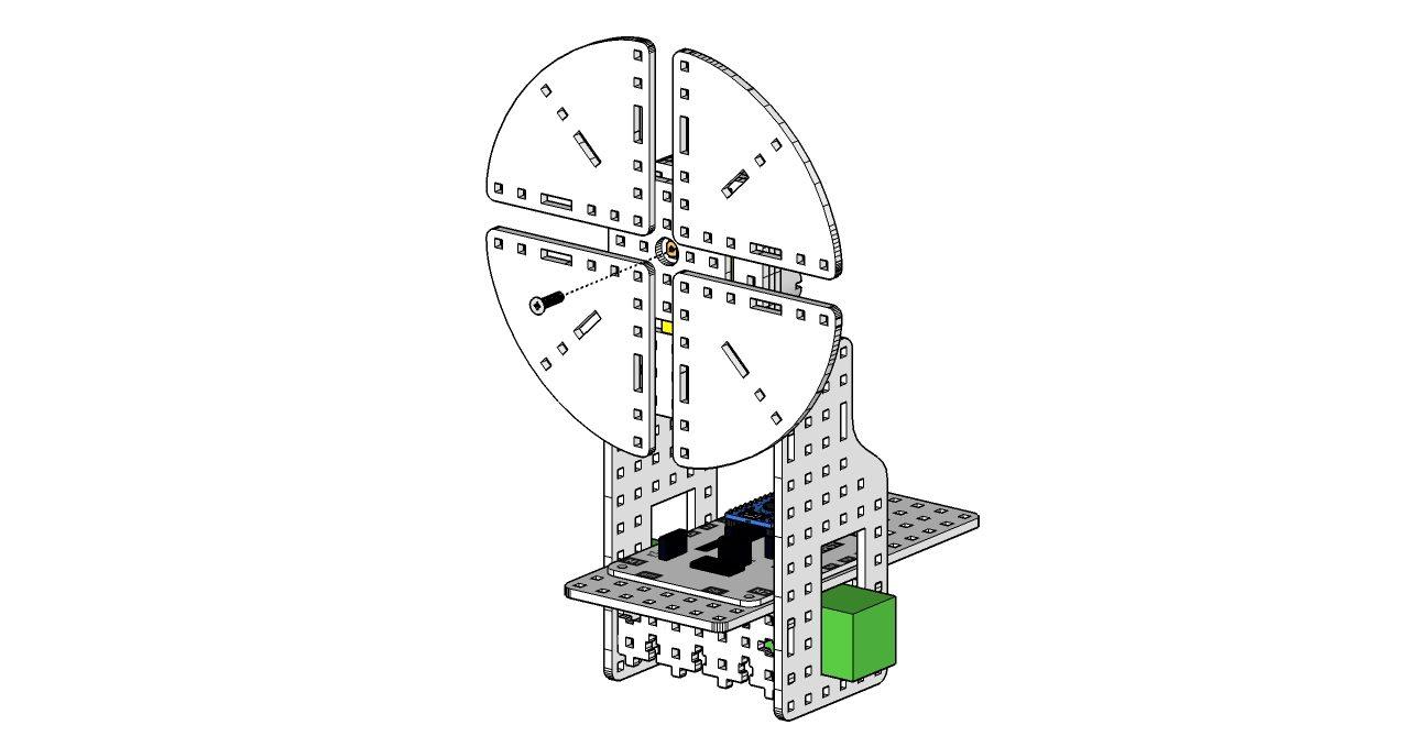 LOFI wiatrak - instrukcja
