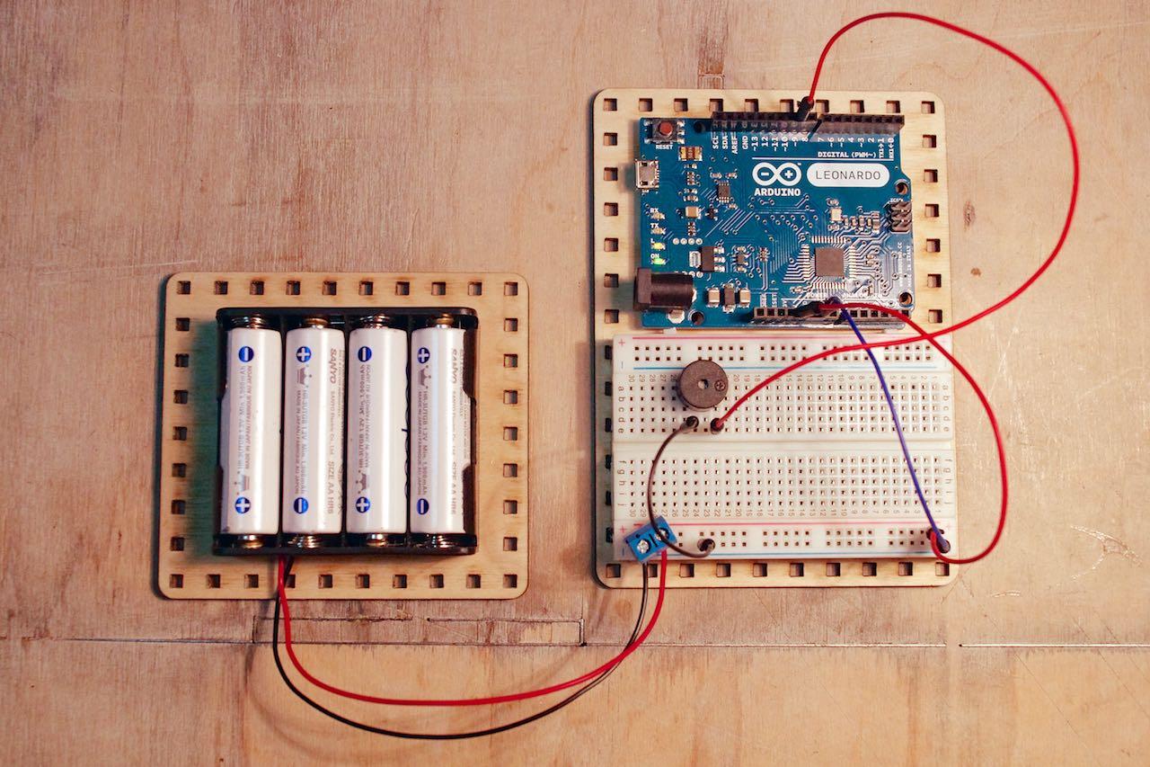 Buzzer - Arduino