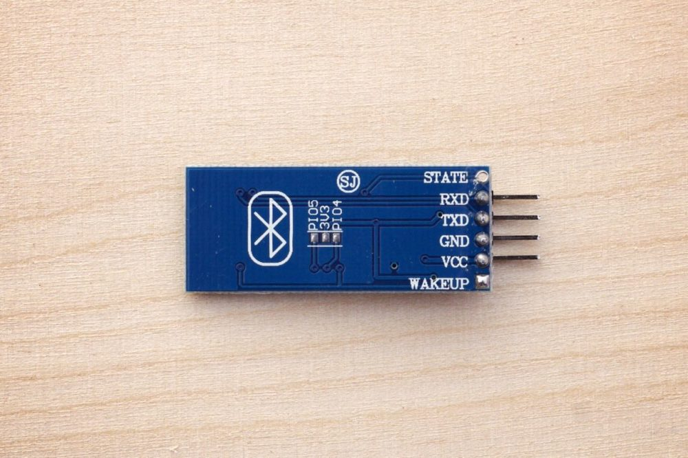 Moduł bluetooth - HC-06 - tył