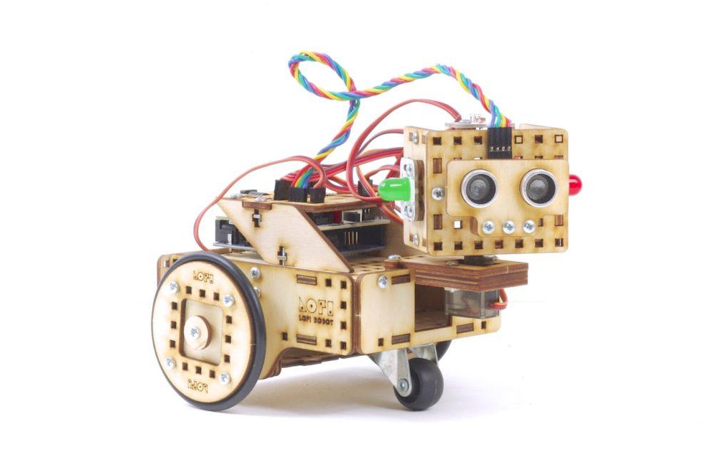 LOFI Robot Drive - Głowacz