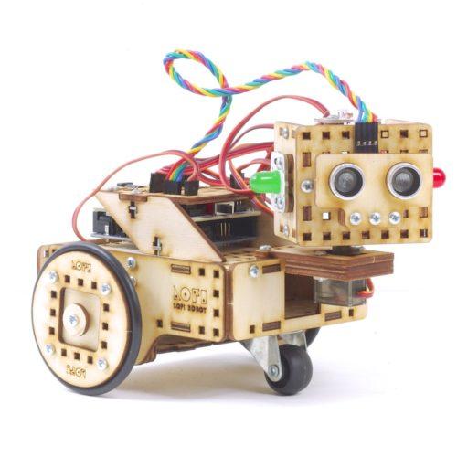 LOFI Robot Drive – Głowacz