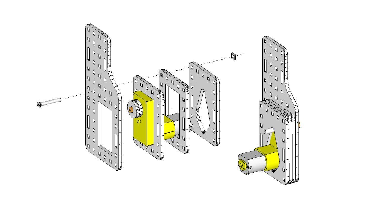 instrukcja - robot goryl 1