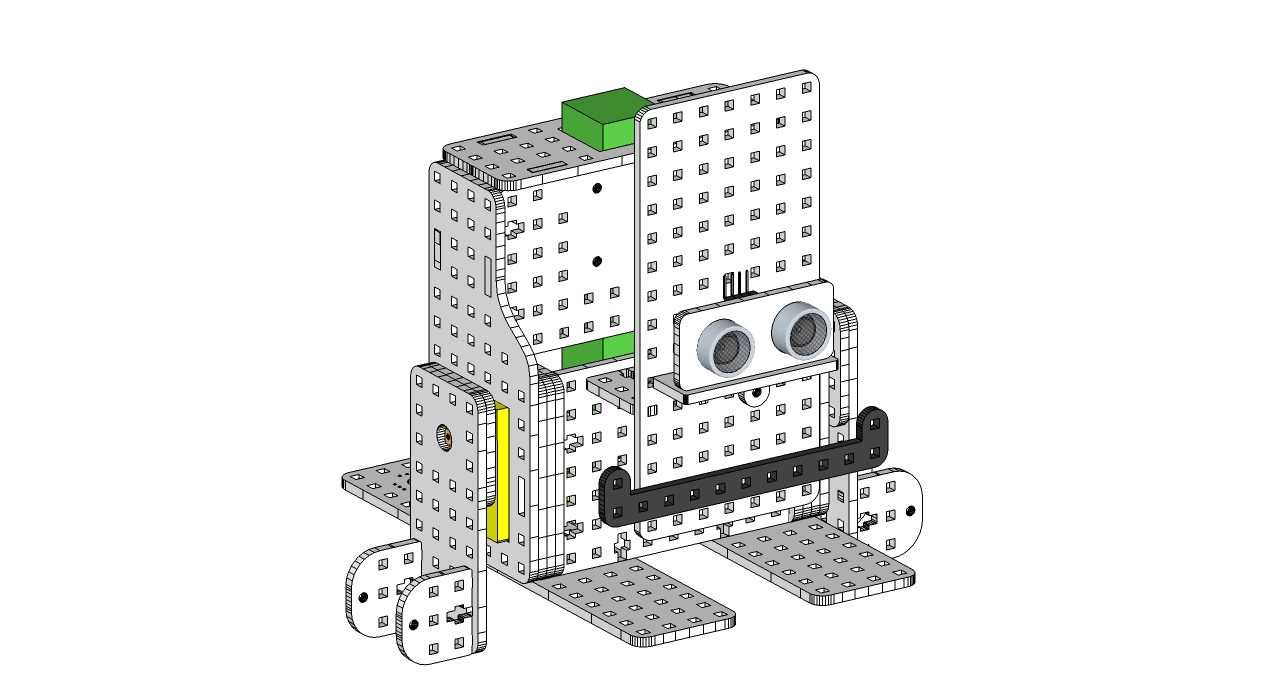 instrukcja - robot goryl 8