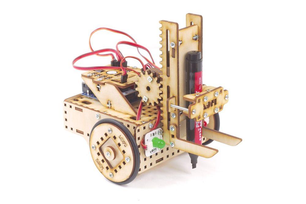 LOFI Robot Drive - Robot malujący