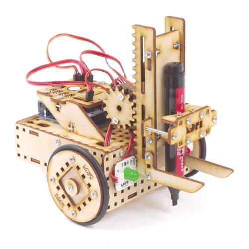 LOFI Robot Drive – Robot malujący